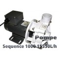 Pompe Sequence 218 W débit max 15000 l/h